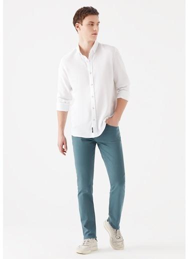 Mavi Marcus  Comfort Renkli Pantolon Lacivert
